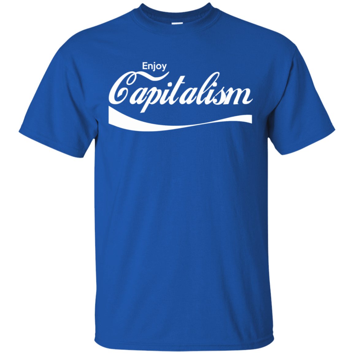 Enjoy Capitalism 22-110-74209510-249 - Tee Ript