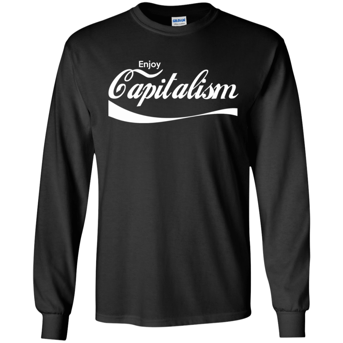 Enjoy Capitalism 30-186-74209511-333 - Tee Ript