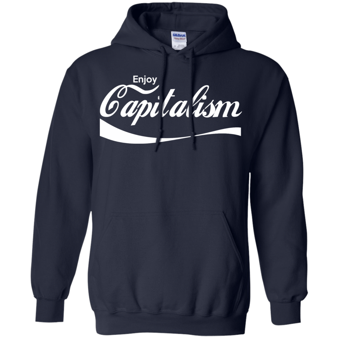 Enjoy Capitalism 541-4742-74209512-23135 - Tee Ript