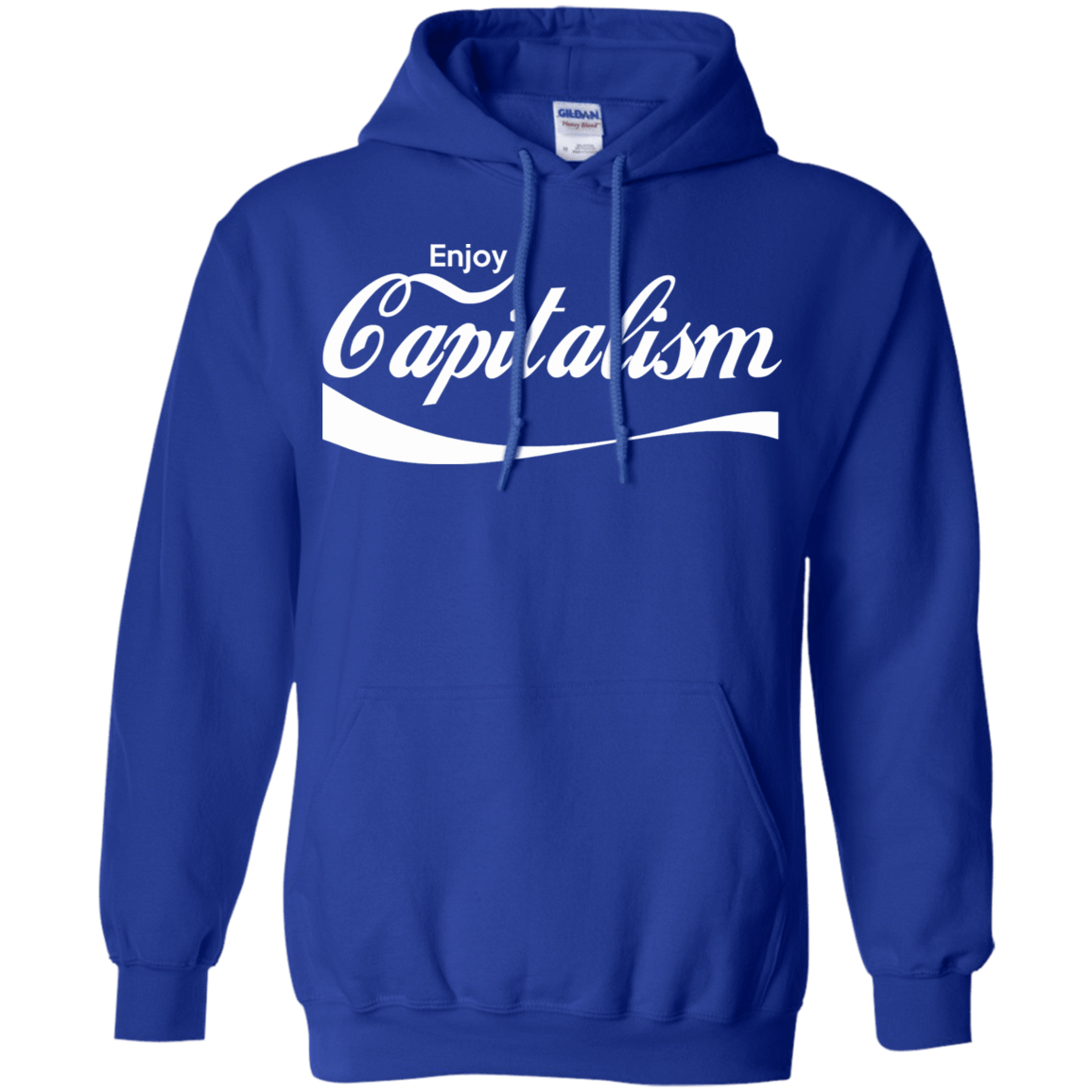 Enjoy Capitalism 541-4765-74209512-23175 - Tee Ript