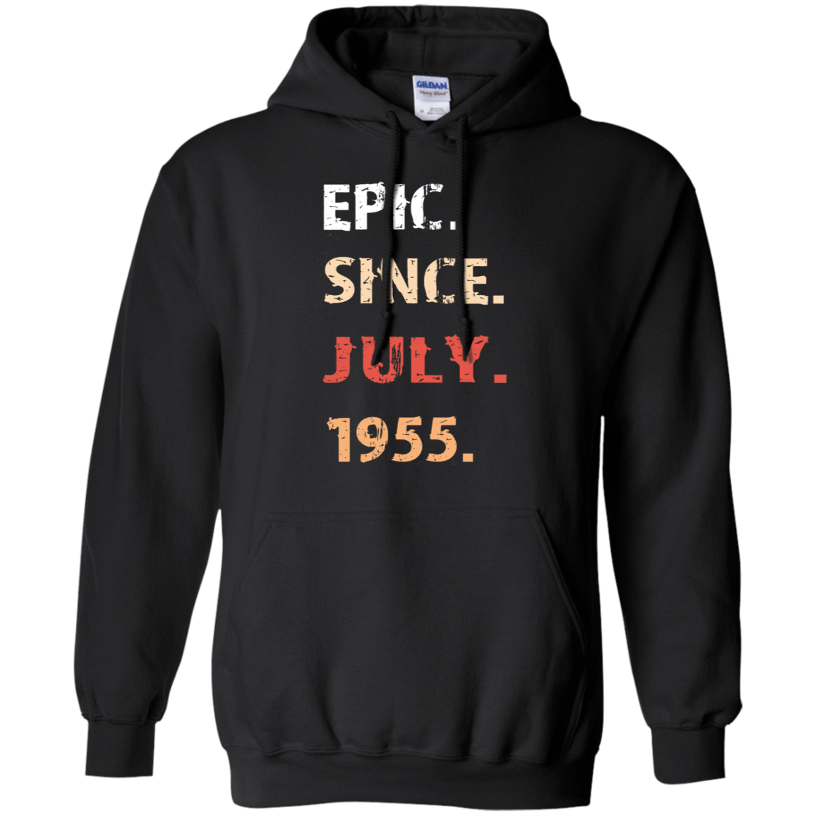 Epic Since July 1955 Birthday Gift 541-4740-71482155-23087 - Tee Ript
