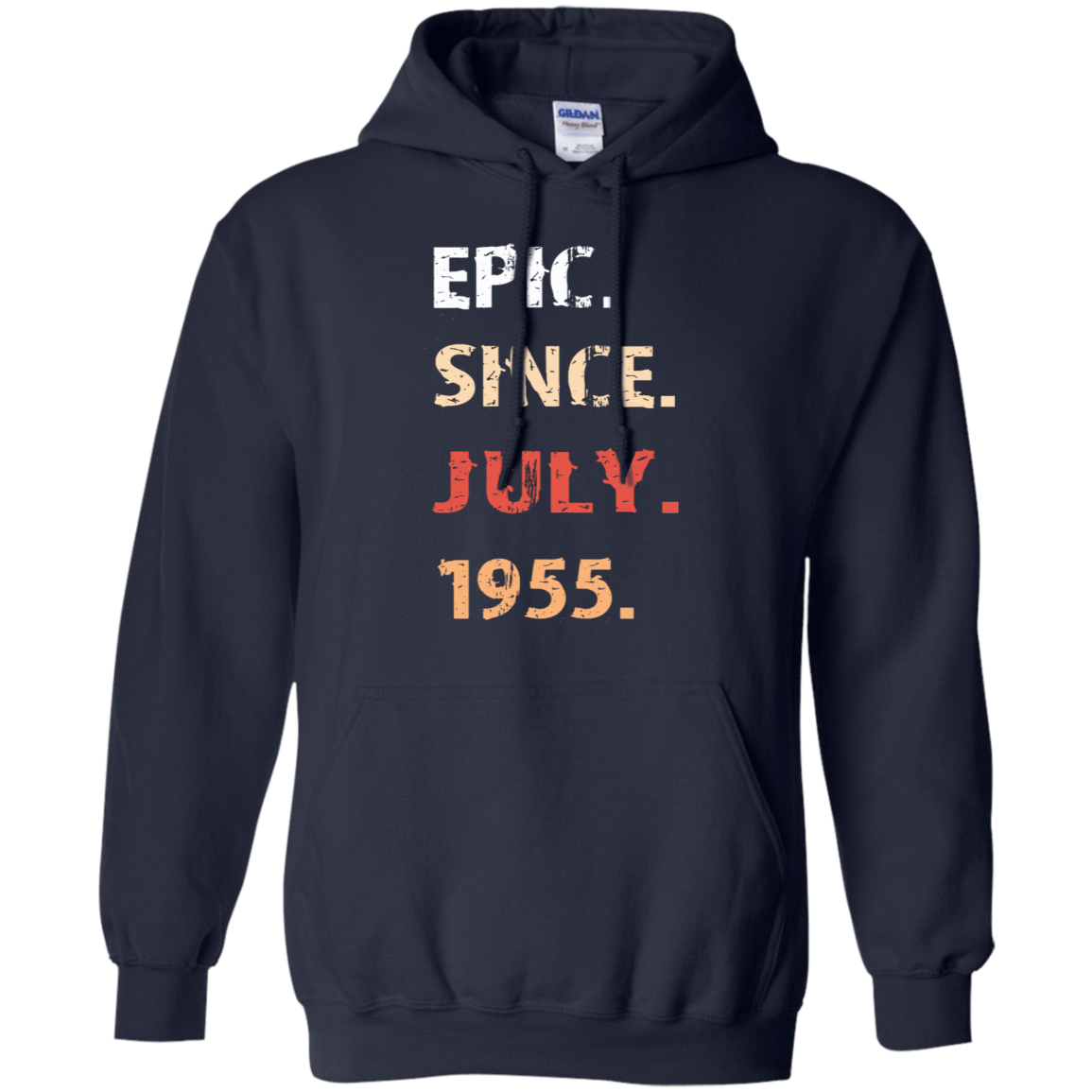 Epic Since July 1955 Birthday Gift 541-4742-71482155-23135 - Tee Ript