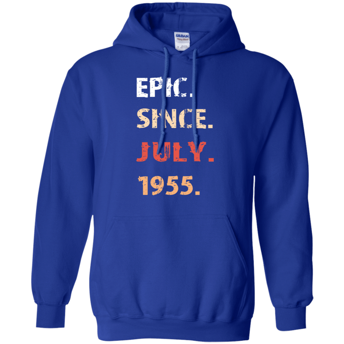 Epic Since July 1955 Birthday Gift 541-4765-71482155-23175 - Tee Ript
