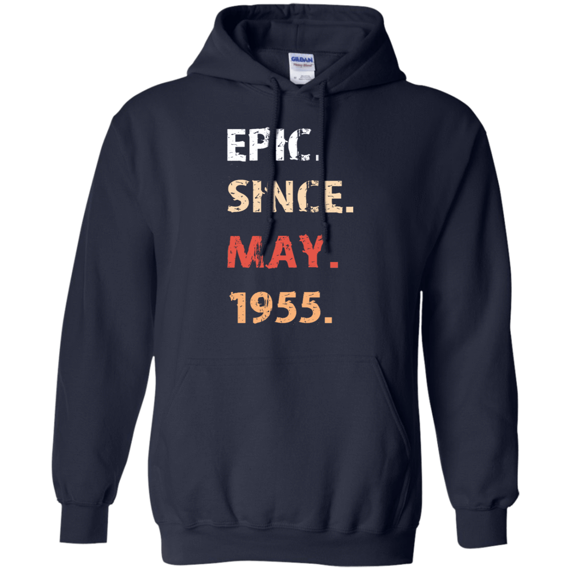 Epic Since May 1955 Birthday Gift 541-4742-71482143-23135 - Tee Ript