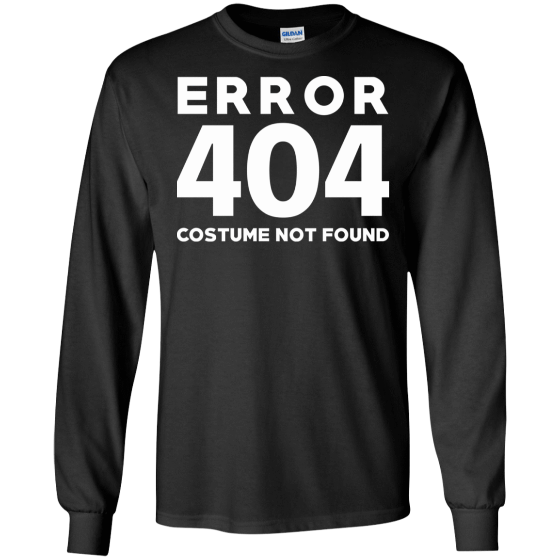 Error 404 Costume Not Found 30-186-73513402-333 - Tee Ript