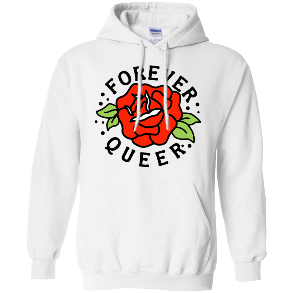 Forever Queer Rose 541-4744-73547903-23183 - Tee Ript