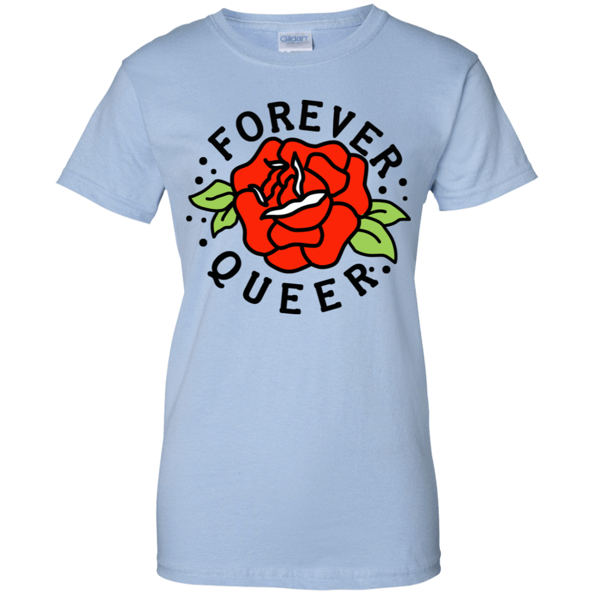 Forever Queer Rose 939-9257-73547904-44716 - Tee Ript