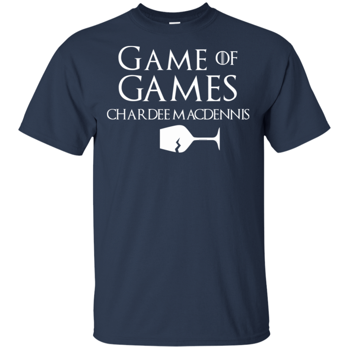 Game Of Games Chardee Macdennis 22-111-72957242-250 - Tee Ript