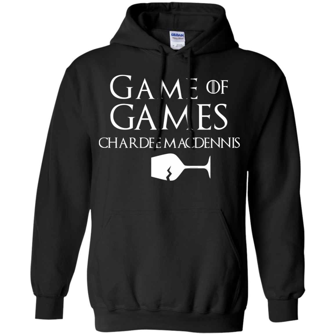 Game Of Games Chardee Macdennis 541-4740-72957244-23087 - Tee Ript