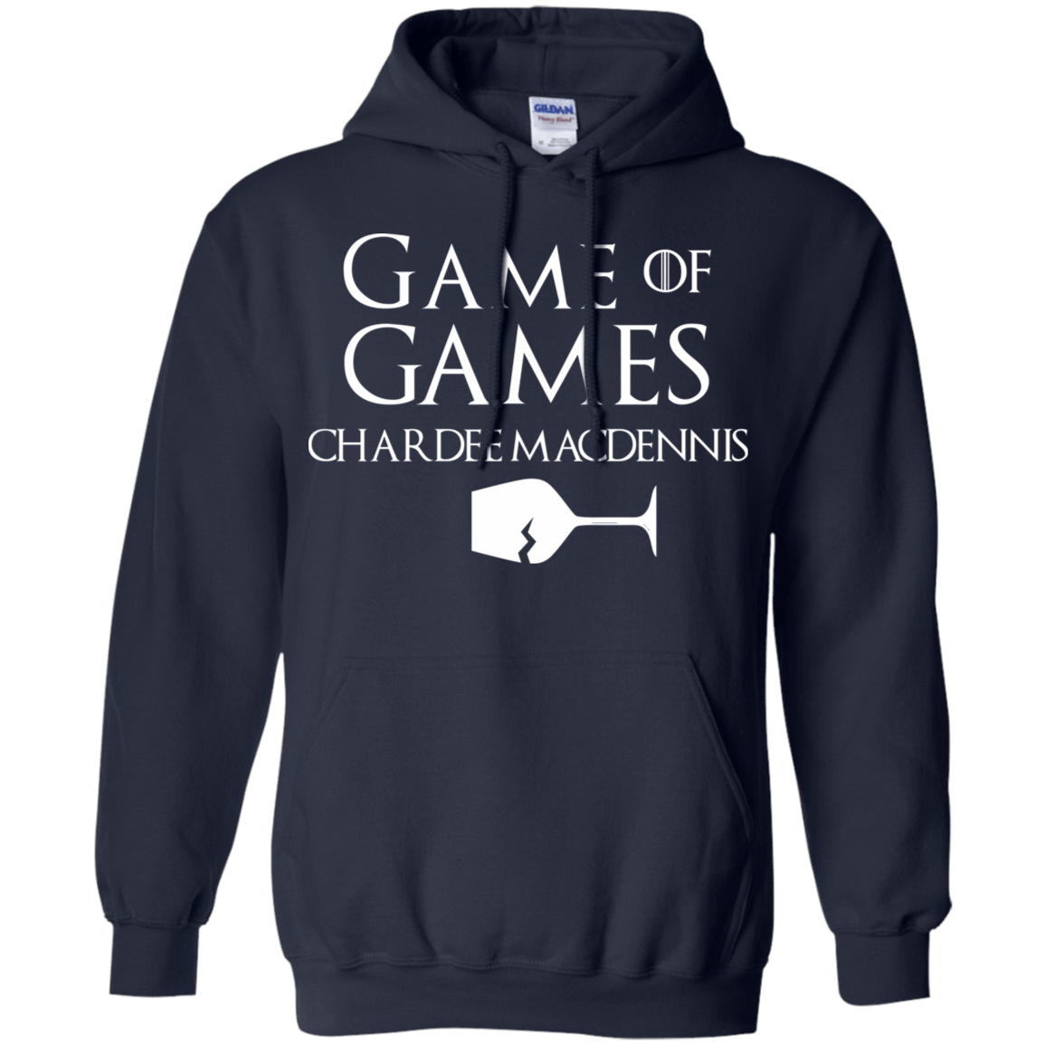 Game Of Games Chardee Macdennis 541-4742-72957244-23135 - Tee Ript