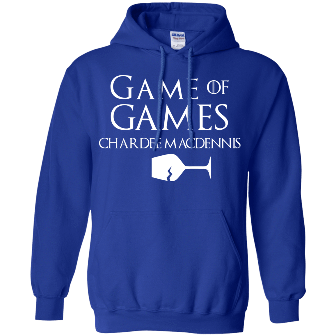 Game Of Games Chardee Macdennis 541-4765-72957244-23175 - Tee Ript
