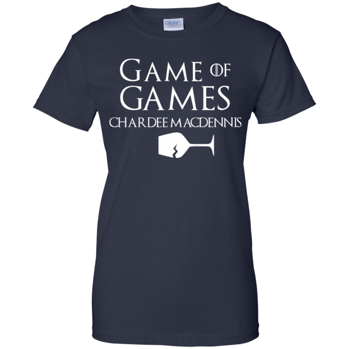 Game Of Games Chardee Macdennis 939-9259-72957245-44765 - Tee Ript