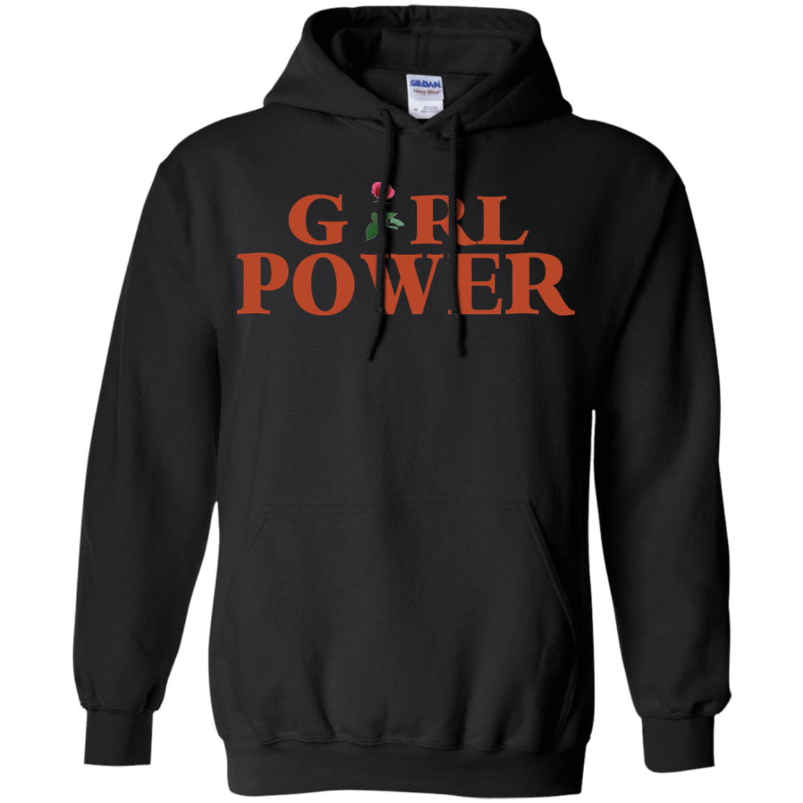 Girl Power Yellow 541-4740-73890288-23087 - Tee Ript