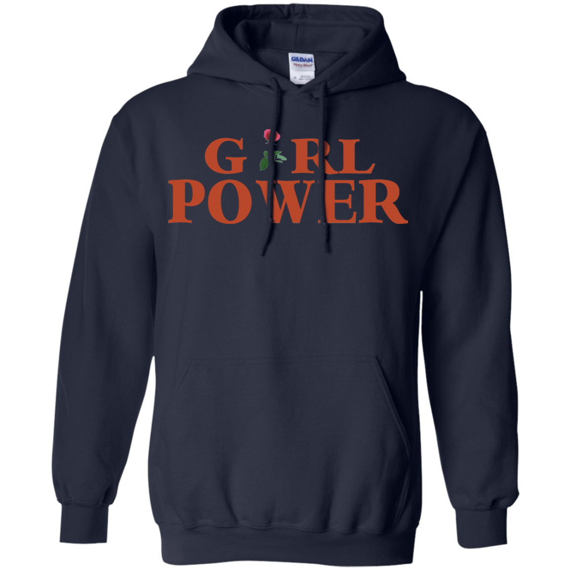 Girl Power Yellow 541-4742-73890288-23135 - Tee Ript