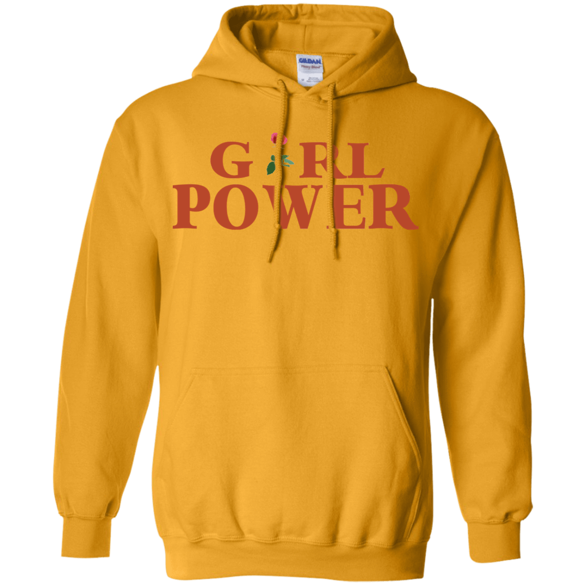 Girl Power Yellow 541-4754-73890288-23079 - Tee Ript