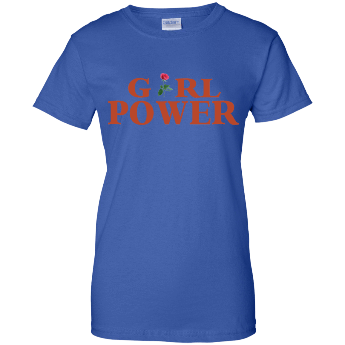Girl Power Yellow 939-9264-73890289-44807 - Tee Ript