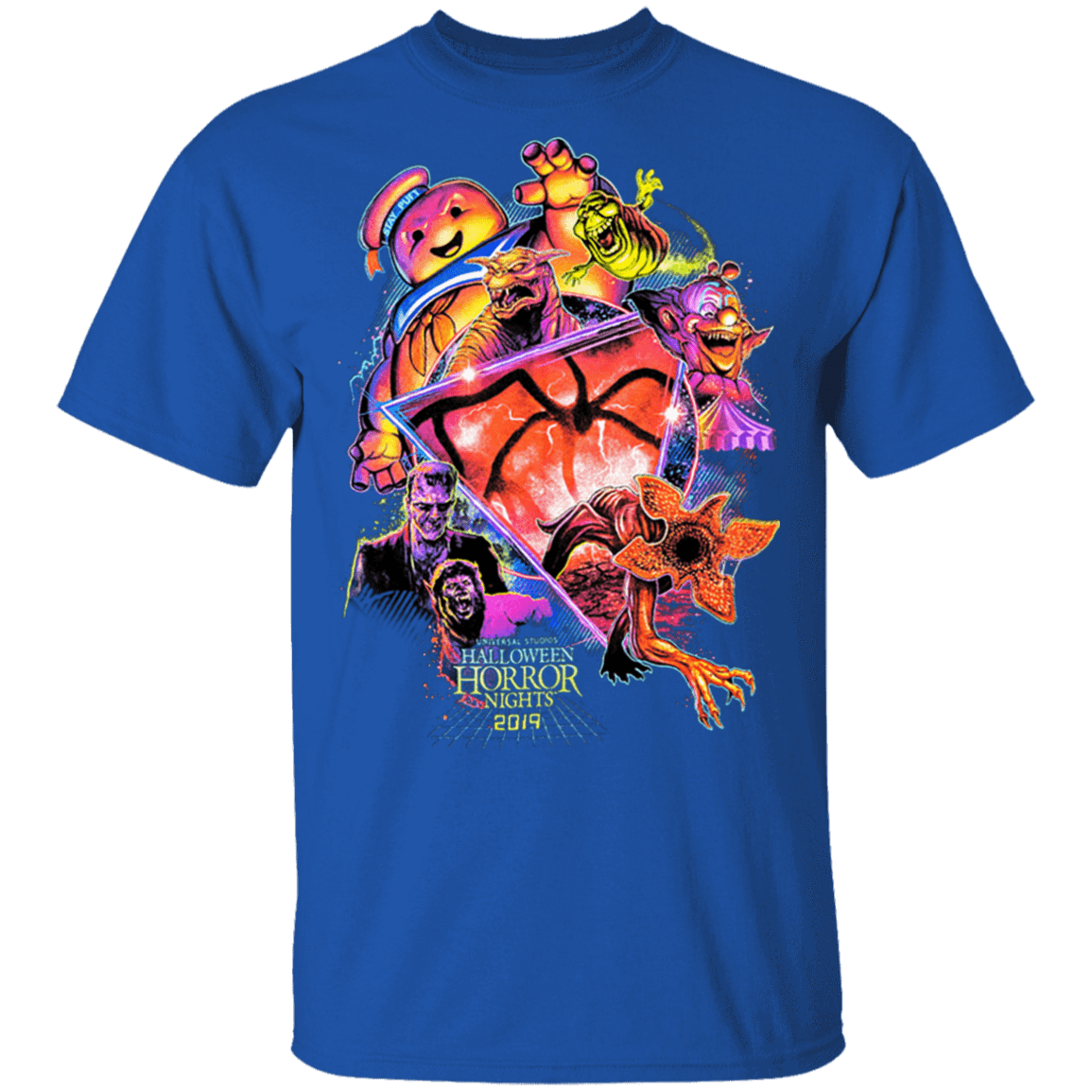 Halloween Horror Nights 2019 T-Shirts, Hoodies 1049-9971-82205247-48286 - Tee Ript