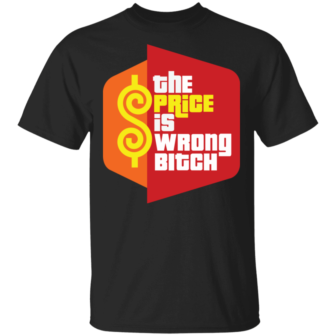 Happy Gilmore The Price is Wrong Bitch T-Shirts, Hoodies, Tank 22-113-79715850-252 - Tee Ript