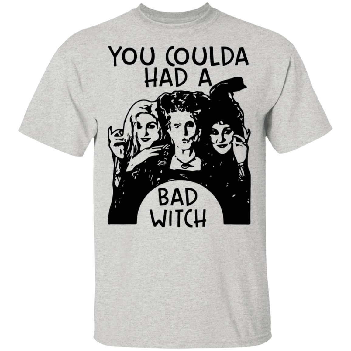 Hocus Pocus You Coulda Had A Bad Witch T-Shirts, Hoodies, Tank 22-2475-79808439-12568 - Tee Ript