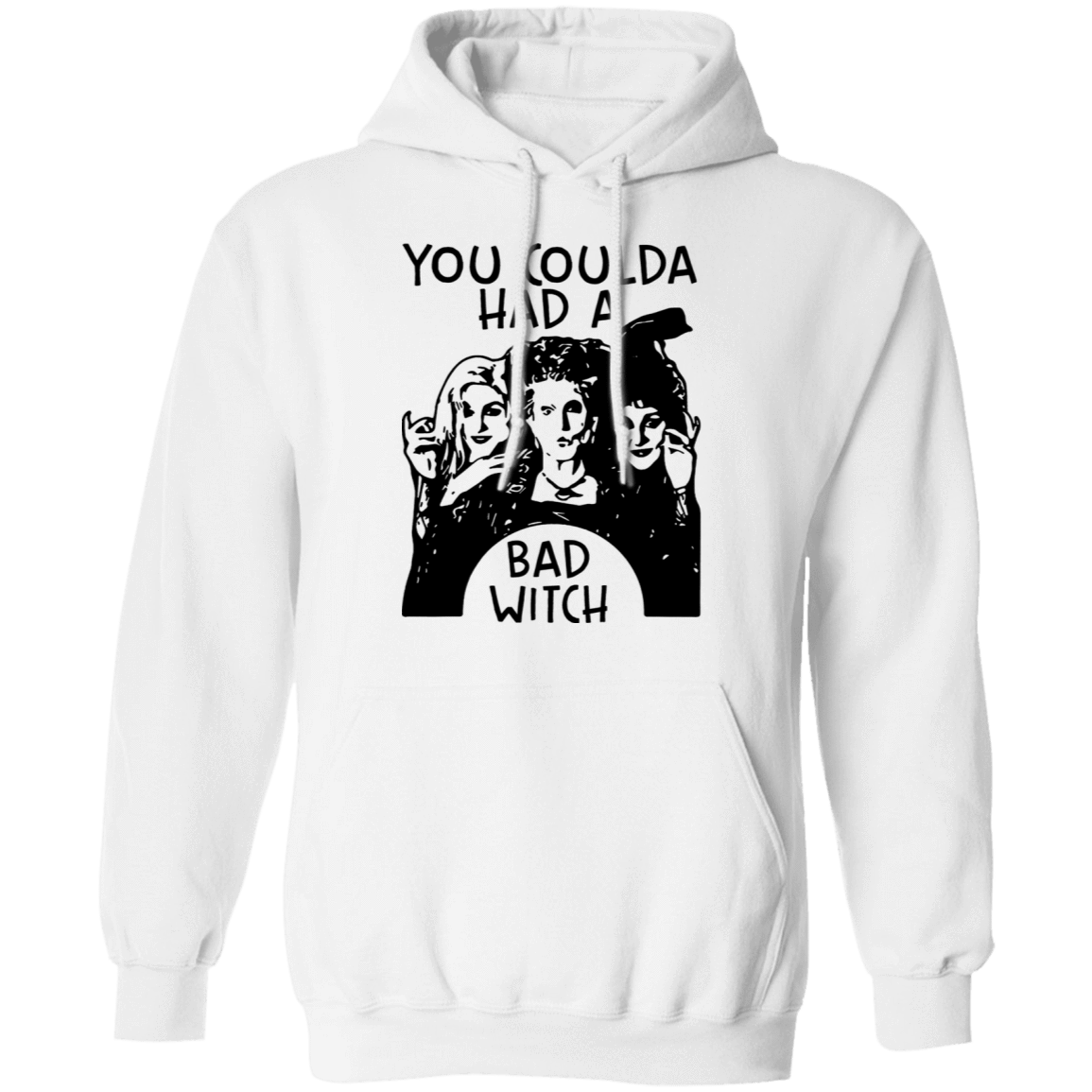 Hocus Pocus You Coulda Had A Bad Witch T-Shirts, Hoodies, Tank 541-4744-79808440-23183 - Tee Ript