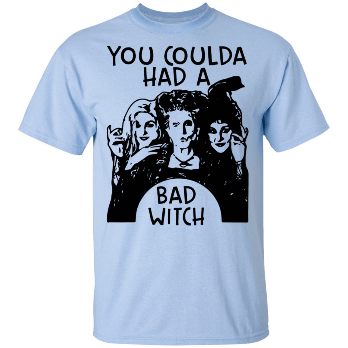 Hocus Pocus You Coulda Had A Bad Witch T-Shirts, Hoodies, Tank 22-9800-79820343-47430 - Tee Ript