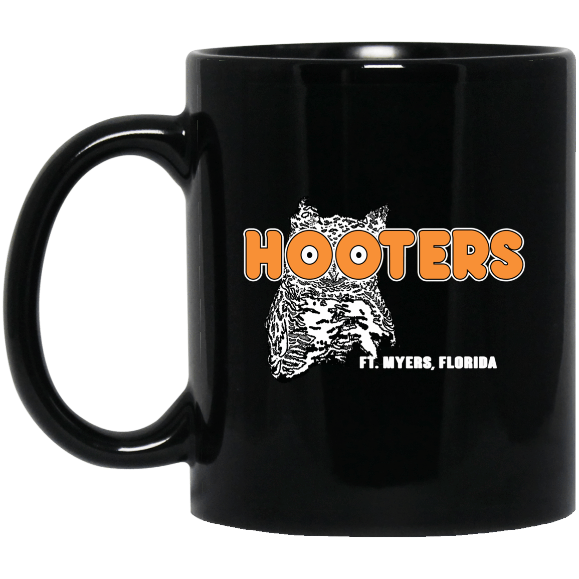 Hooters Fort Myers, Florida Mug 1065-10181-73181051-49307 - Tee Ript