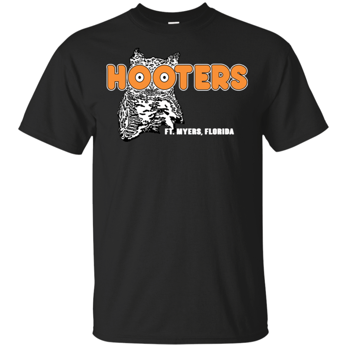 Hooters T-Shirts Fort Myers, Florida 22-113-73155974-252 - Tee Ript