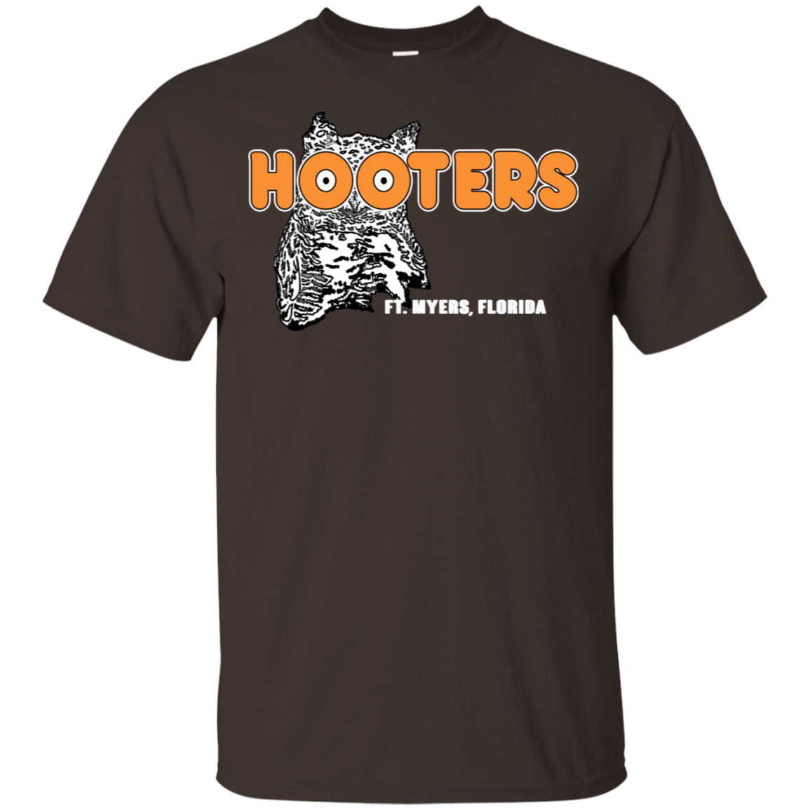 Hooters T-Shirts Fort Myers, Florida 22-2283-73155974-12087 - Tee Ript