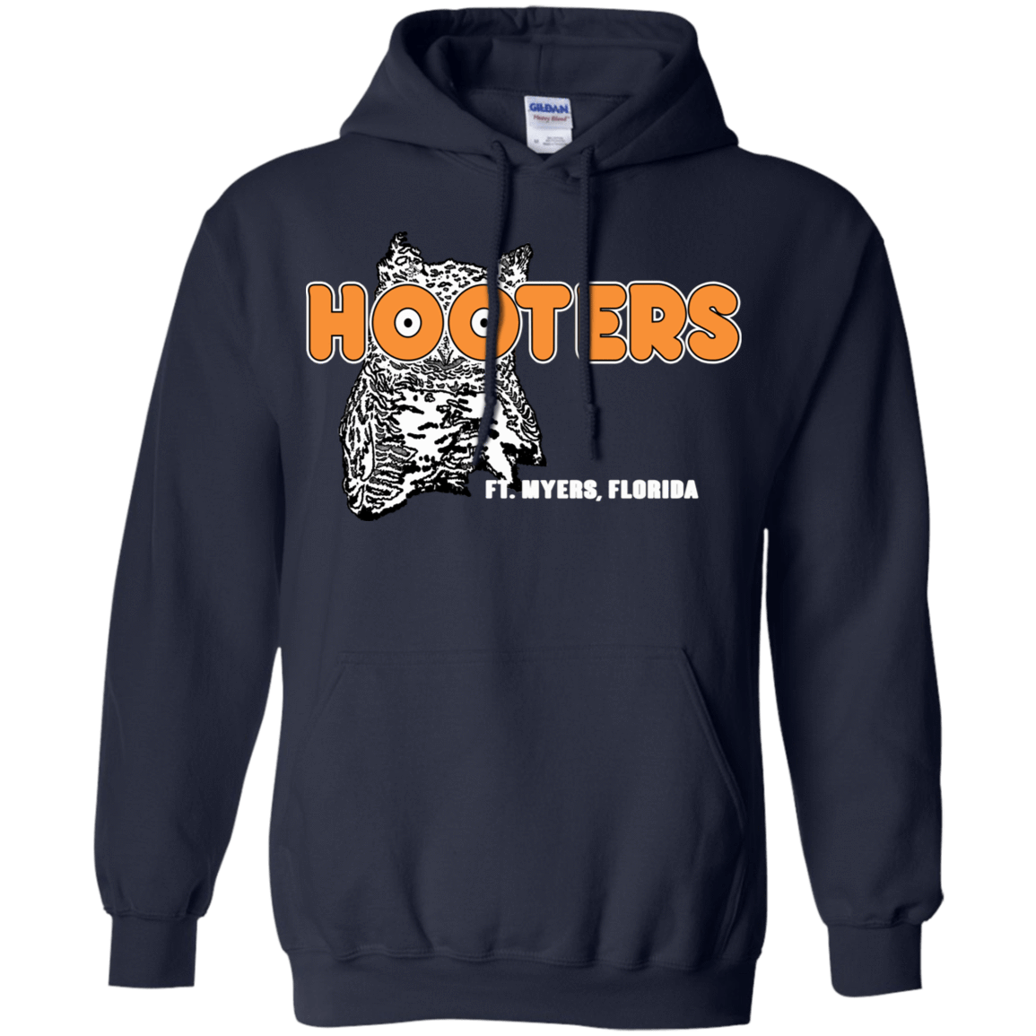 Hooters T-Shirts Fort Myers, Florida 541-4742-73155976-23135 - Tee Ript