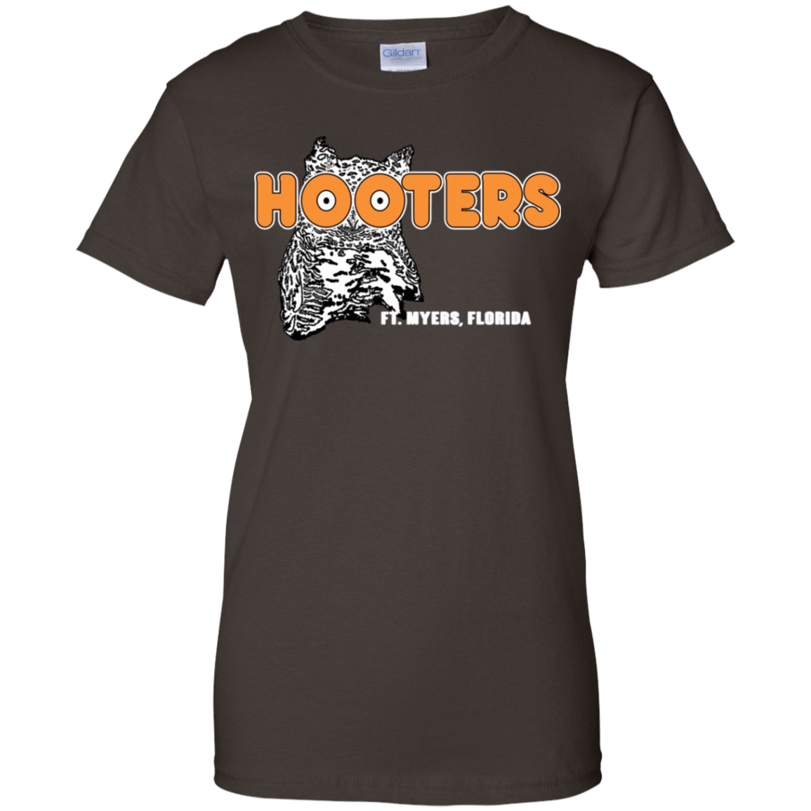 Hooters T-Shirts Fort Myers, Florida 939-9251-73155977-44702 - Tee Ript