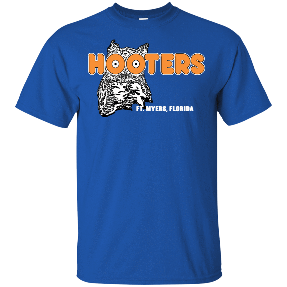 Hooters T-Shirts Fort Myers, Florida 22-110-73155974-249 - Tee Ript
