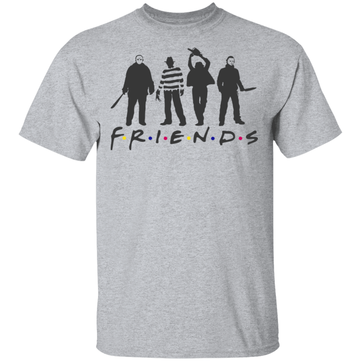 Horror Fanatic Friends T-Shirts, Hoodies, Tank 22-115-79310042-254 - Tee Ript