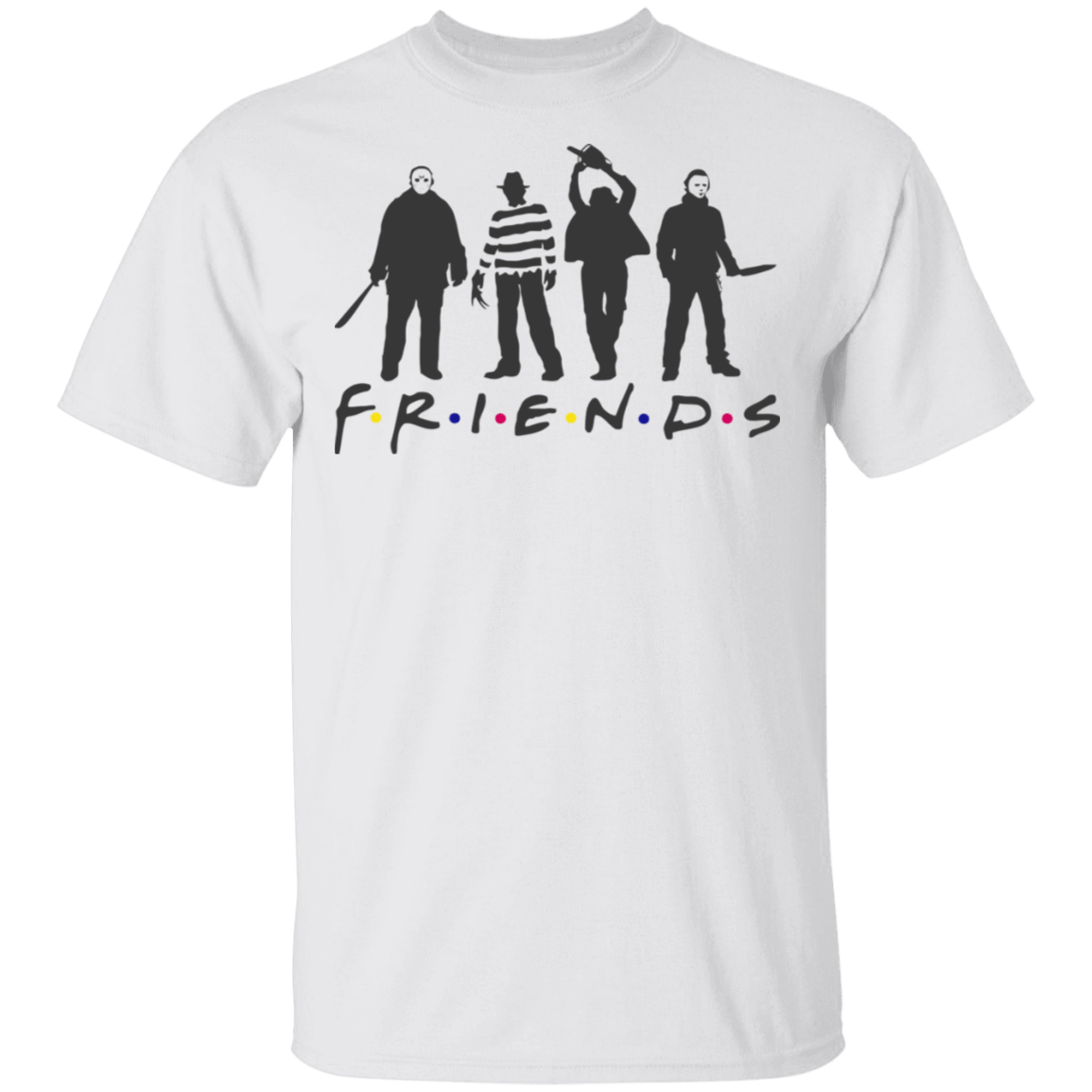 Horror Fanatic Friends T-Shirts, Hoodies, Tank 22-114-79310042-253 - Tee Ript