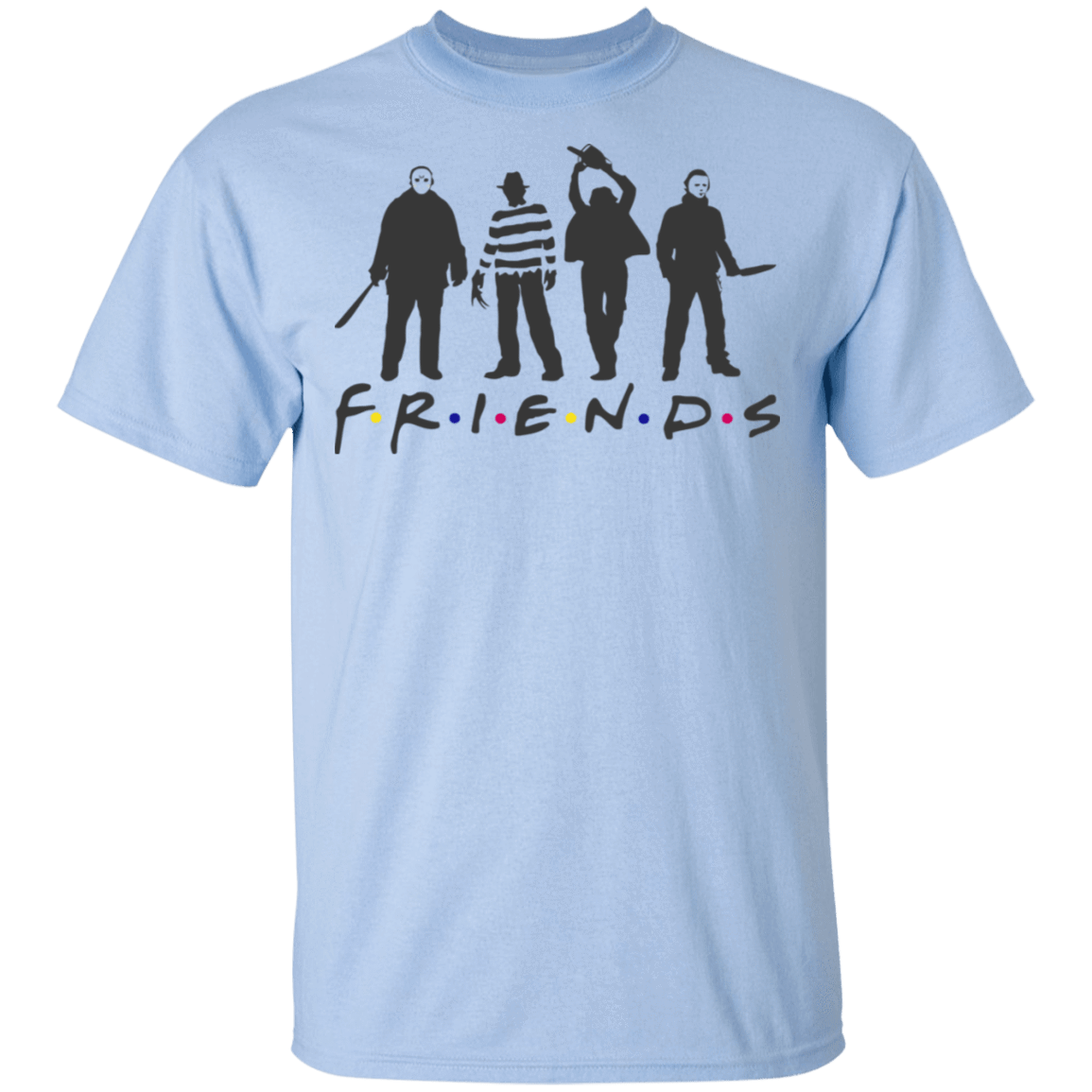 Horror Fanatic Friends T-Shirts, Hoodies, Tank 22-9800-79310042-47430 - Tee Ript