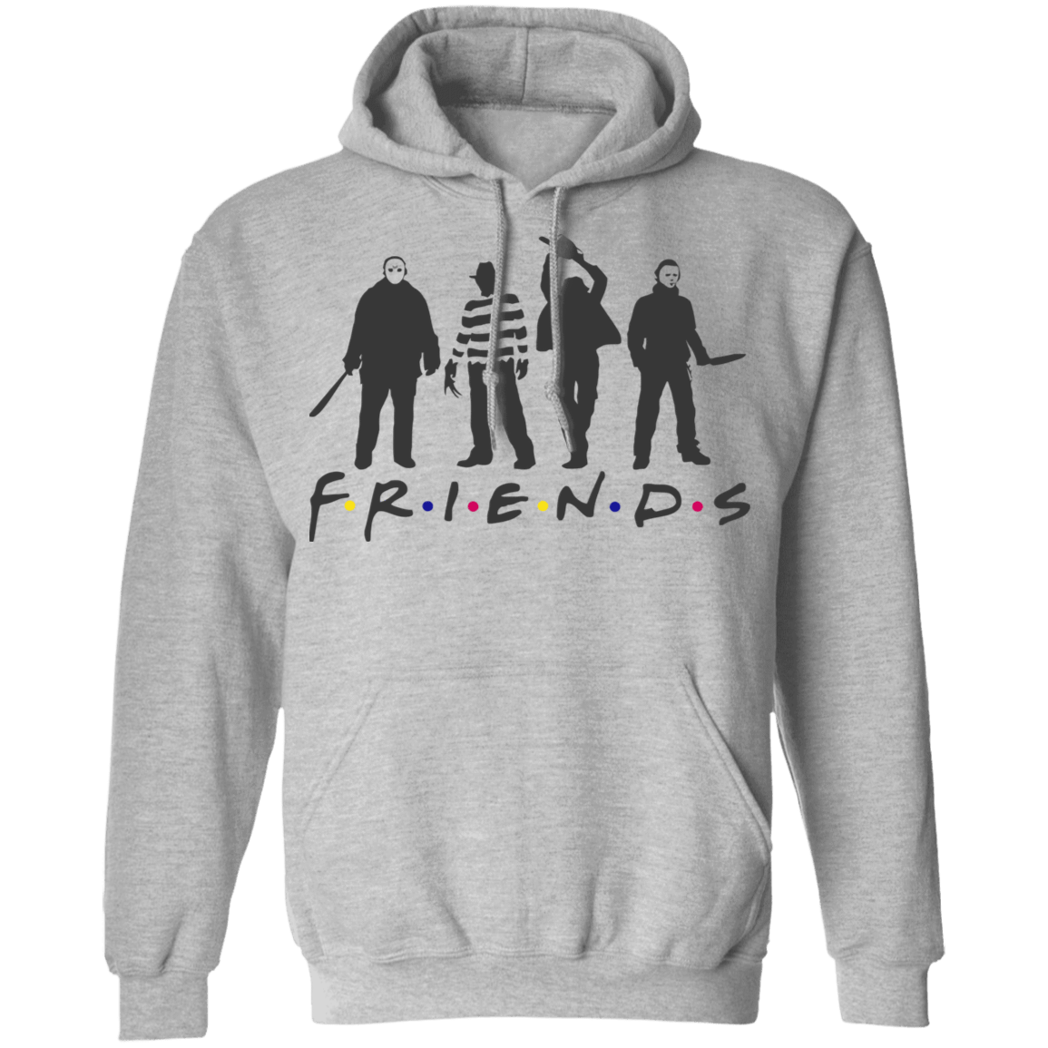 Horror Fanatic Friends T-Shirts, Hoodies, Tank 541-4741-79310043-23111 - Tee Ript
