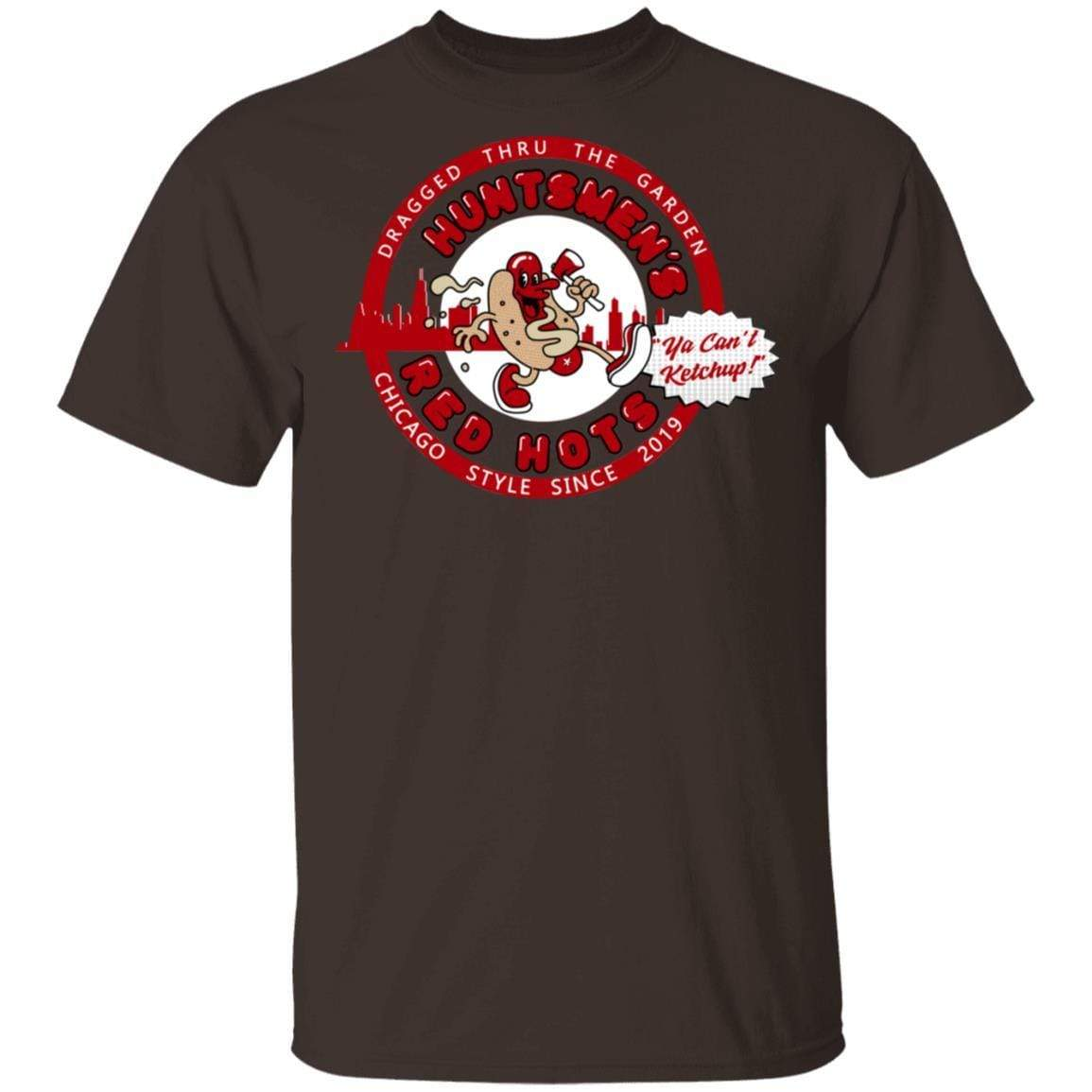 Huntsmen's Red Hots Ya Can't Ketchup Chicago Style 2019 T-Shirts, Hoodies 1049-9956-88445034-48152 - Tee Ript