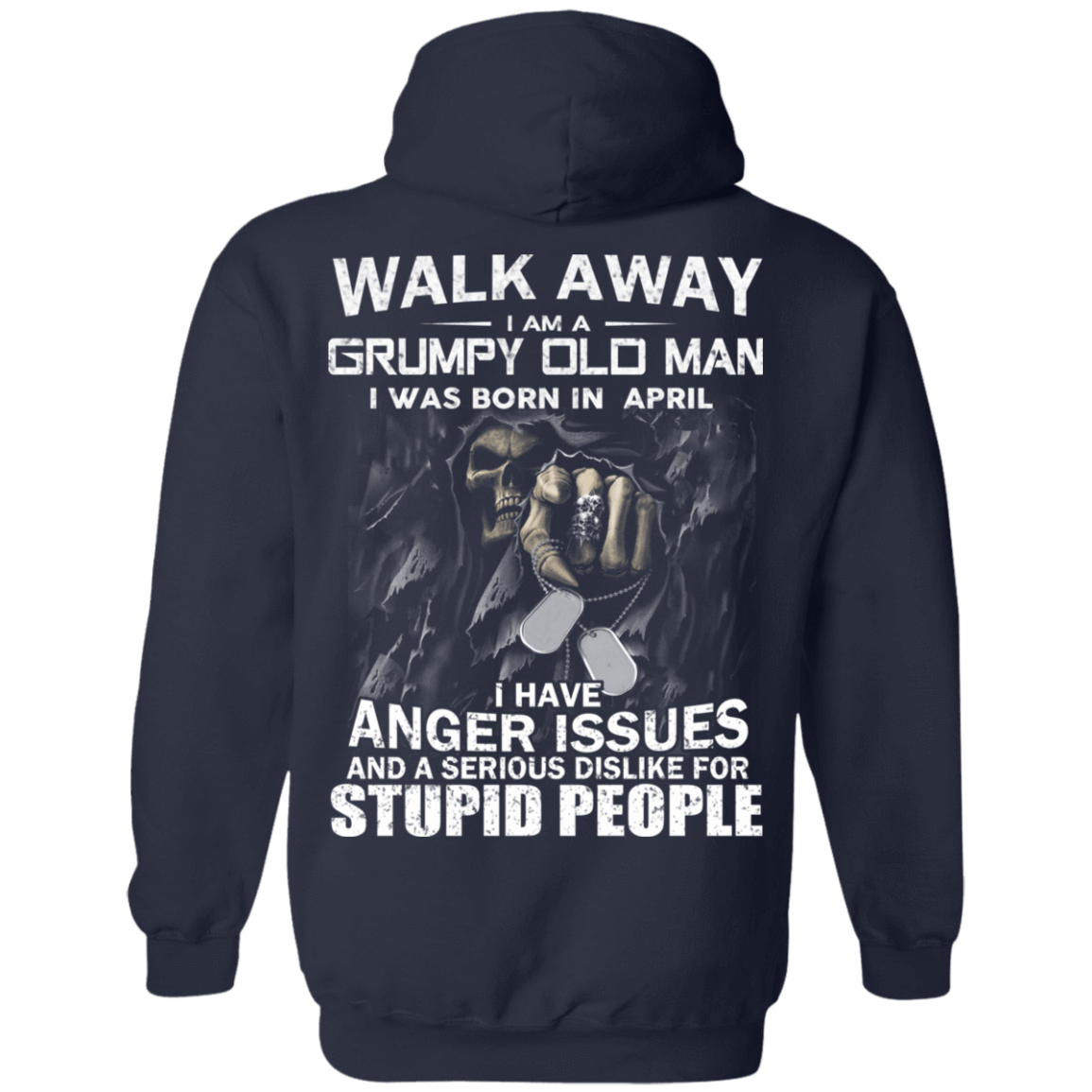 I Am A Grumpy Old Man I Was Born In April T-Shirts, Hoodies, Tank 541-4742-80688249-23135 - Tee Ript