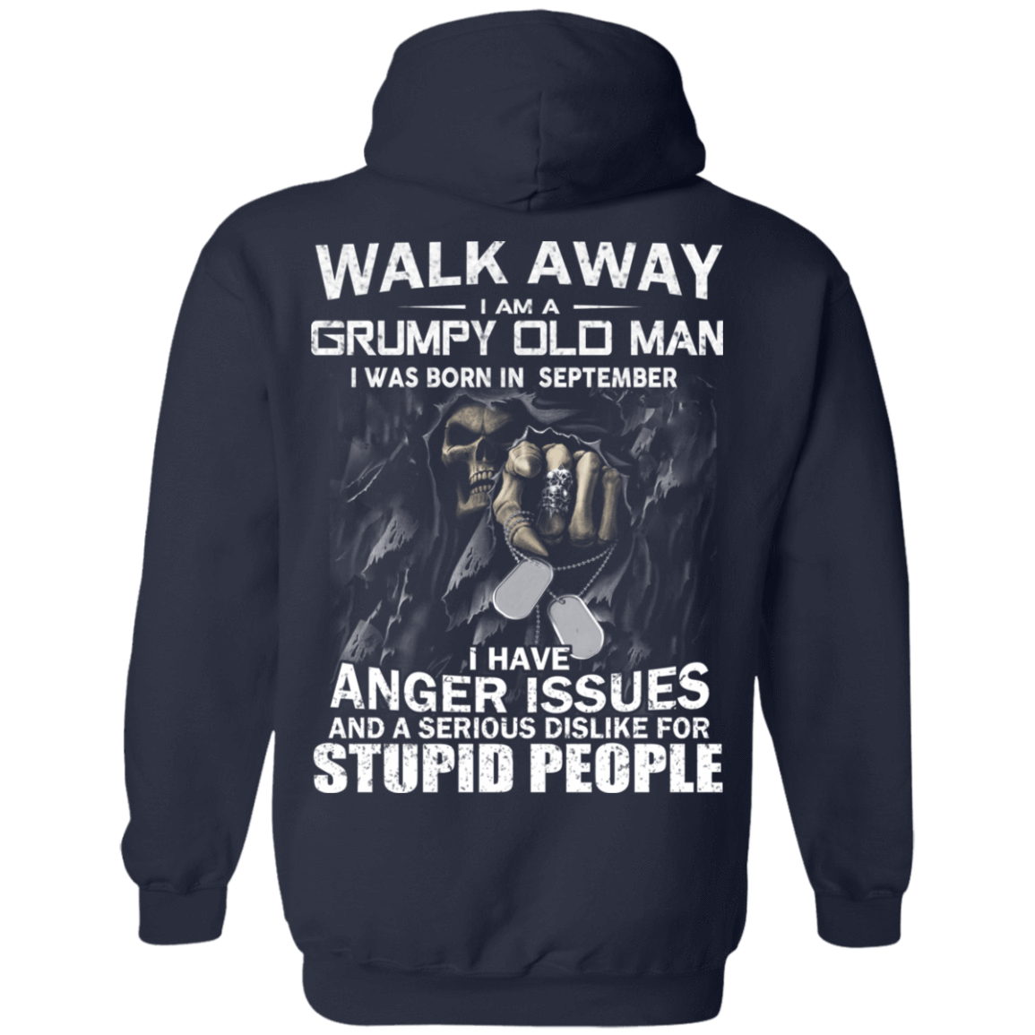 I Am A Grumpy Old Man I Was Born In September T-Shirts, Hoodies, Tank 541-4742-80564223-23135 - Tee Ript