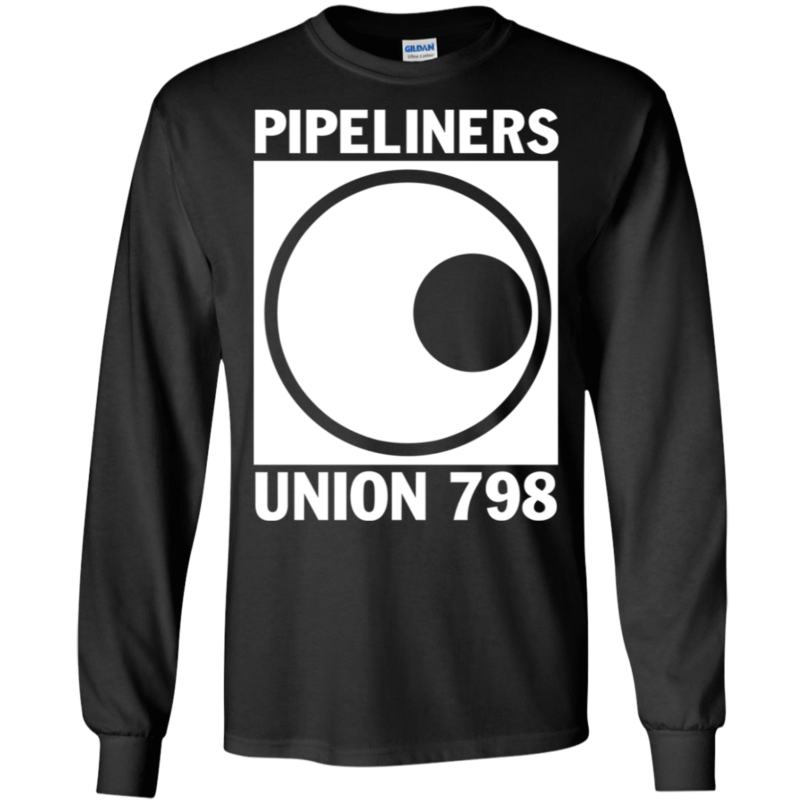 I'm A Union Member Pipeliners Union 798 30-186-73302068-333 - Tee Ript
