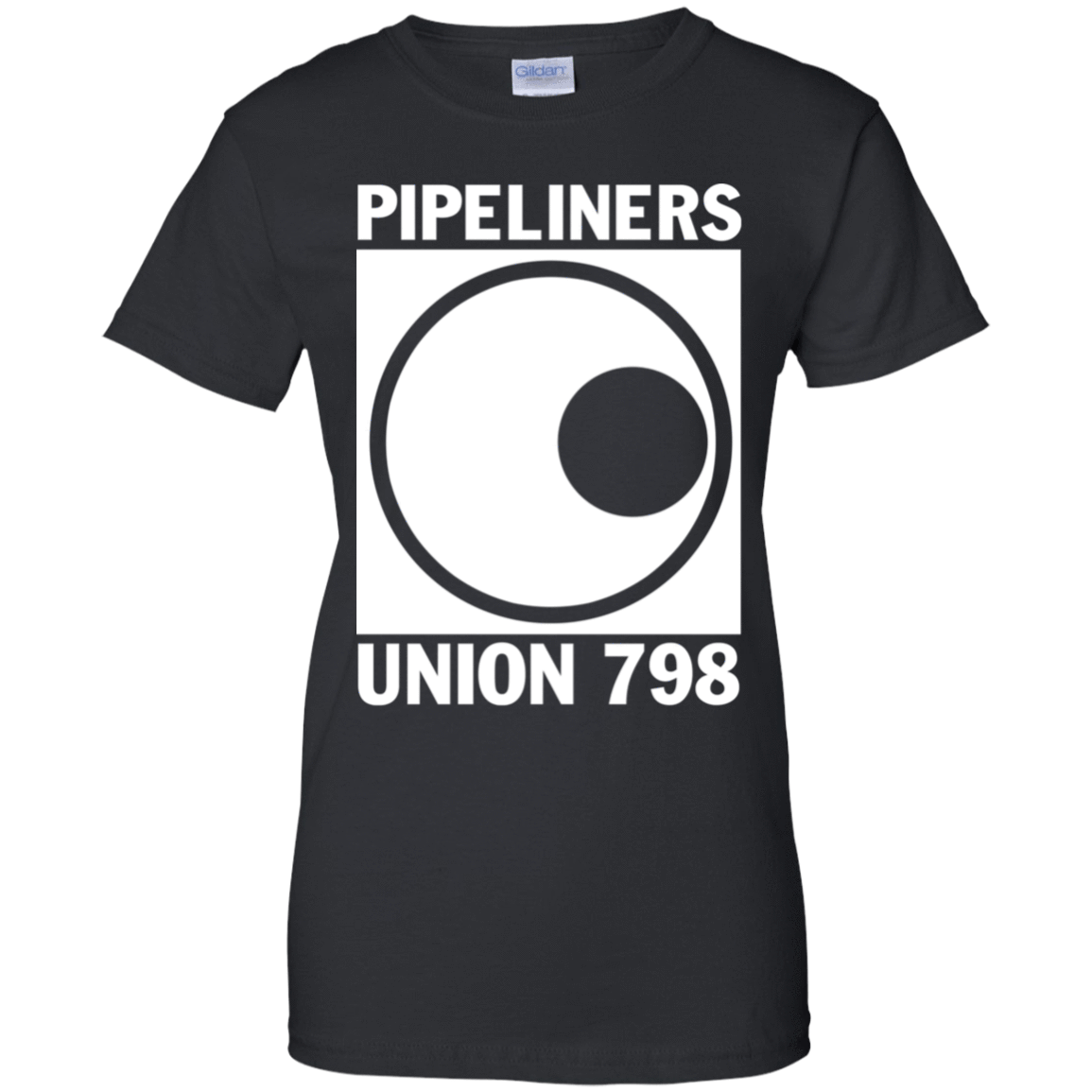 I'm A Union Member Pipeliners Union 798 939-9248-73302072-44695 - Tee Ript