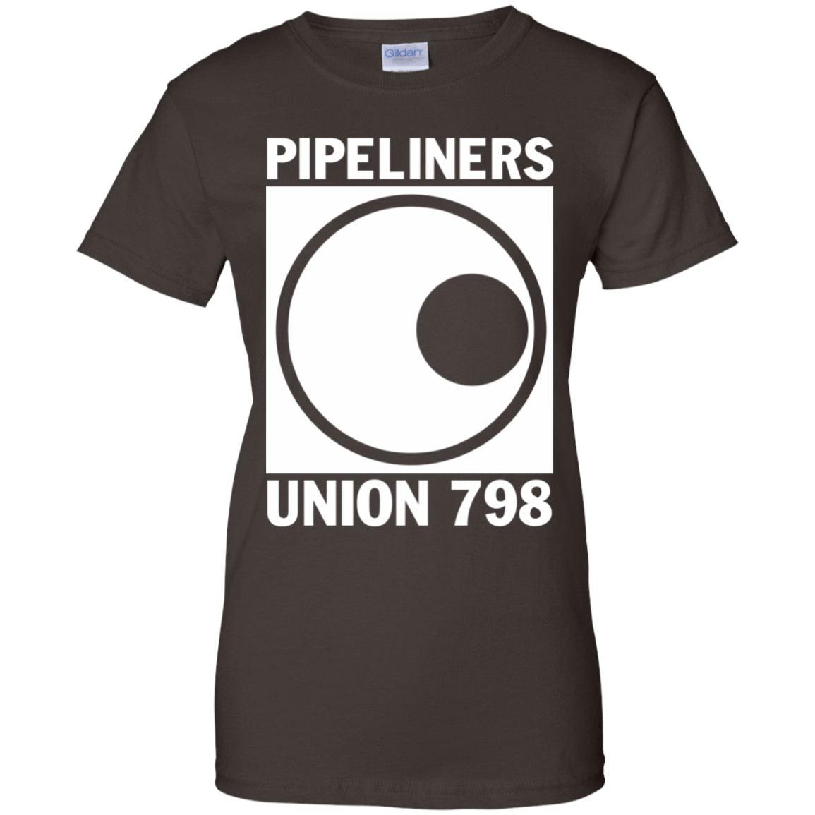 I'm A Union Member Pipeliners Union 798 939-9251-73302072-44702 - Tee Ript