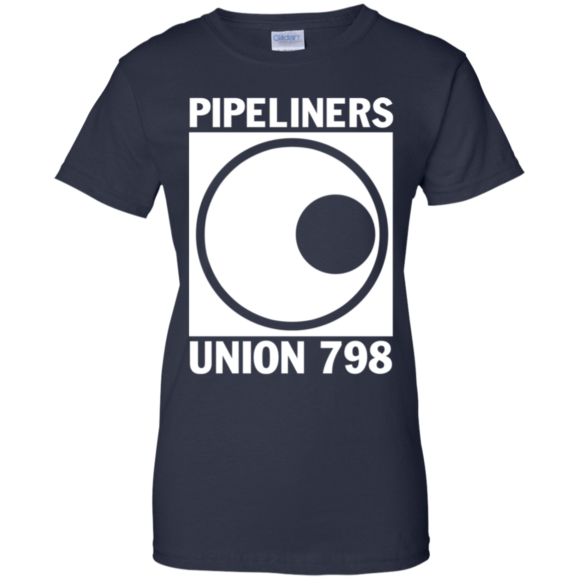 I'm A Union Member Pipeliners Union 798 939-9259-73302072-44765 - Tee Ript