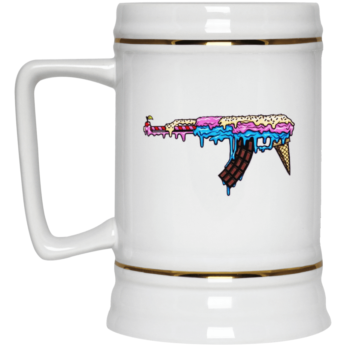 Ice Cream Gun Mug 1035-9819-85620596-47459 - Tee Ript