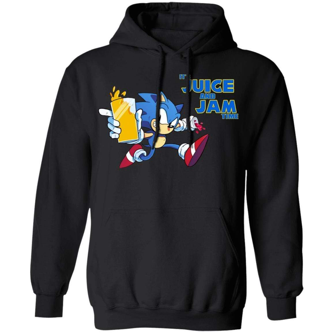 It's Juice And Jam Time Sonic T-Shirts, Hoodies 541-4740-86894532-23087 - Tee Ript