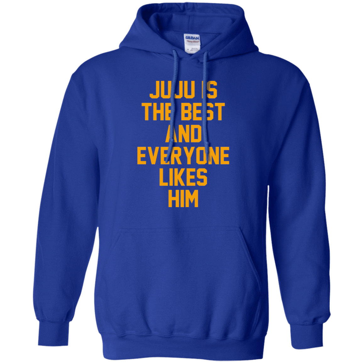 Ju Ju Is The Best And Everyone Likes Him 541-4765-72993935-23175 - Tee Ript