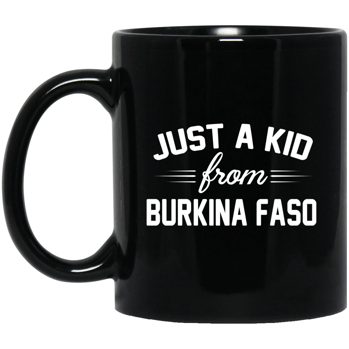 Just A Kid Store | Burkina Faso Mug 1065-10181-72111291-49307 - Tee Ript