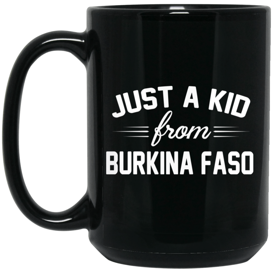 Just A Kid Store | Burkina Faso Mug 1066-10182-72111292-49311 - Tee Ript