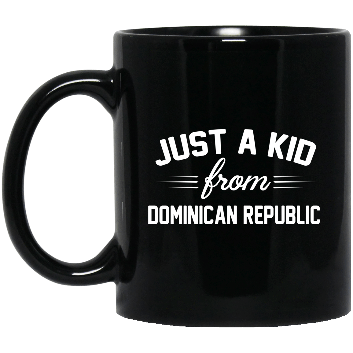 Just A Kid Store | Dominican Republic Mug 1065-10181-72111275-49307 - Tee Ript