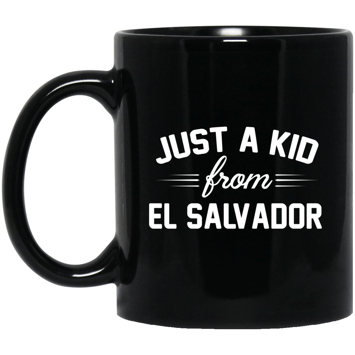 Just A Kid Store | El Salvador Mug 1065-10181-72111271-49307 - Tee Ript