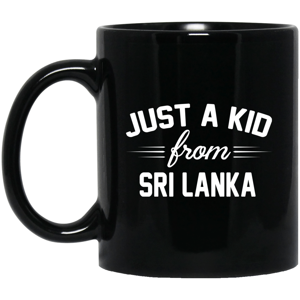 Just A Kid Store | Sri Lanka Mug 1065-10181-72111105-49307 - Tee Ript